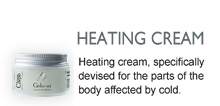 Heating cream